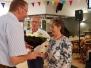 Gouden bruiloft van Nel en Arie gevierd op de repetitie avond 15-05-2018