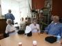 Leuk en gezellig optreden in Buitenweye te Delft