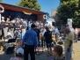 Optreden 3e Shantyfestival te Driebergen 30-06-2018